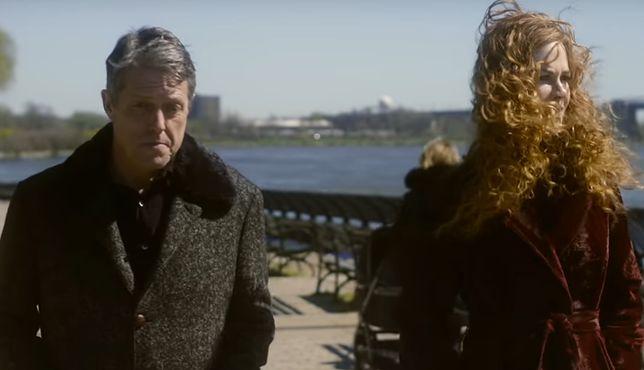 """""""Od nowa"""". Zwiastun nowego serialu z Nicole Kidman i Hugh Grantem"""