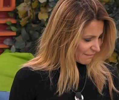 Adriana Volpe na wieść o stanie zdrowia teścia.