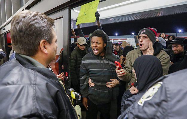 29 stycznia na lotniskach w USA m.in. w Atlancie (na zdjęciu) doszło do gwałtownych protestów