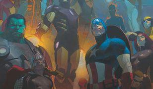 Avengers –  Dostosuj się lub zgiń, tom 5. Marvel Now