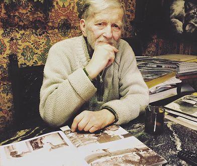Lech Wilczek (na zdjęciu), legendarny polski przyrodnik, fotografik i pisarz