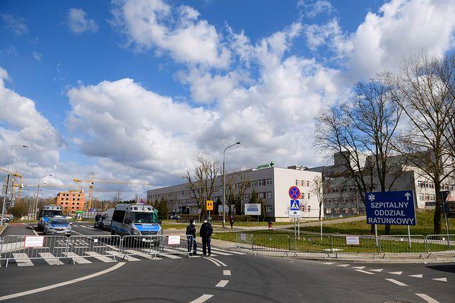 Koronawirus w Polsce. W poznańskim szpitalu zostało ostatnich 120 testów na wirusa  COVID-19