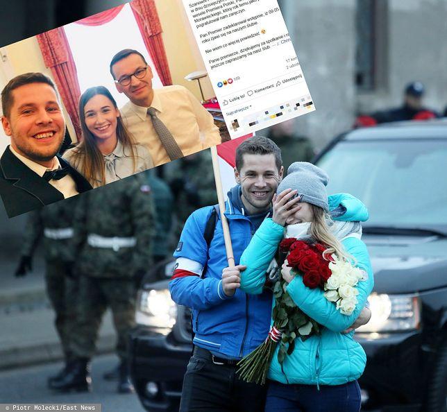 Expose Mateusza Morawieckiego. Dostał zaproszenie na ślub