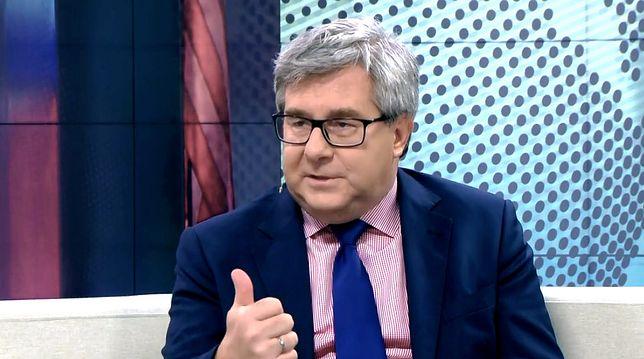 Eurodeputowany PiS Ryszard Czarnecki