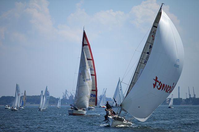 XIX Zlot Żaglowców i Festiwal Morski Baltic Sail Gdańsk