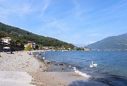 Włochy. Nudyści ukarani za sianie zgorszenia nad jeziorem Como