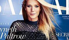Gwyneth Paltrow z wygładzoną twarzą