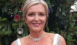 Dawn Winfield- Hunt nosi swoją suknię ślubną co tydzień