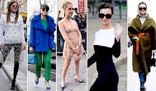 Mistrzynie street style'u w Paryżu