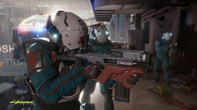 Cyberpunk 2077 w wersji multiplayer będzie osobną grą