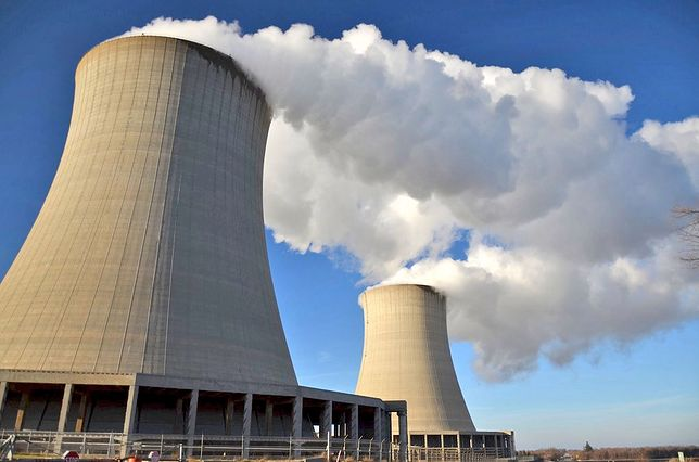 Awaria elektrowni atomowej koło Tweru w Rosji (zdjęcie ilustracyjne)