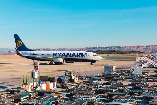 Ryanair ukarany. Linie muszą zwrócić opłatę pobraną za bagaż