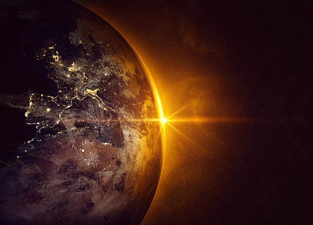 Słońce sprowadzi koniec świata na Ziemię