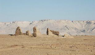 Zaginiona perska armia króla Kambyzesa nie zginęła w burzy piaskowej