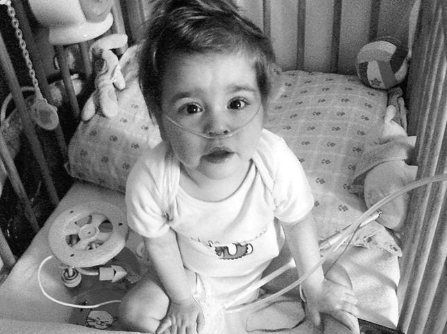 Gdy urodziła się ważyła 380 g - przegrała walkę o życie