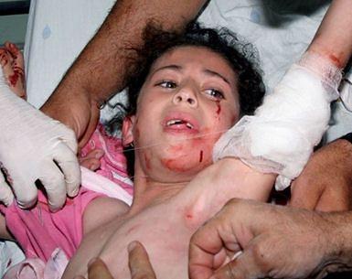 Izrael ubolewa z powodu masakry