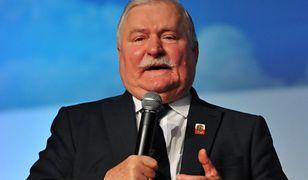 Wałęsa odniósł się również do wysokości renty Marii Kiszczak