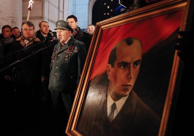 Ukraińskie władze uczczą urodziny Bandery. Uroczystość na szczeblu państwowym