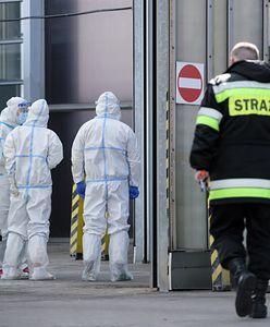 """Poznań. Brak tlenu w szpitalu tymczasowym. Śledztwo trwa. """"Śmierci można było uniknąć"""""""