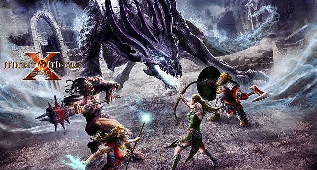 Might & Magic X: Legacy to gra gatunku rpg
