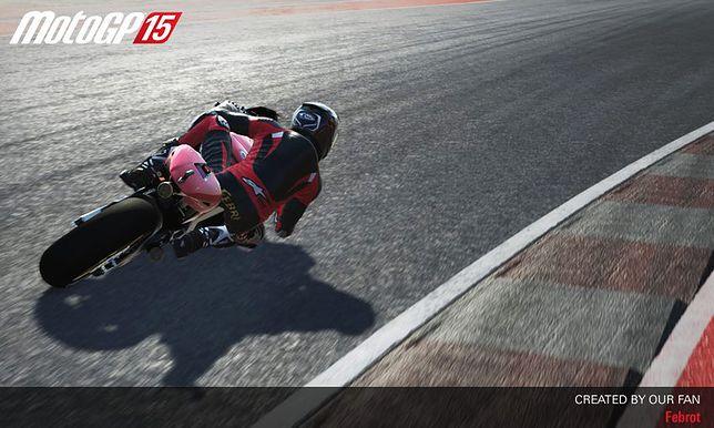 MotoGP 15 to symulator wyścigów motocyklowych