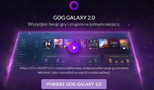 GOG Galaxy 2.0 dla wszystkich. Nadchodzi nowa wersja