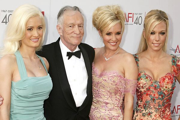 Króliczek Playboya Kendra Wilkinson została mamą