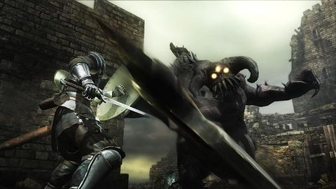 Demon's Souls już na PSN. Przy okazji tanieje dodatek do Dark Souls