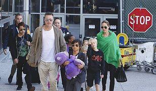 Aktorka ma sześcioro dzieci