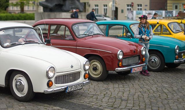 Syrena – historia jedynego polskiego samochodu