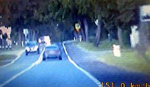 Dla kierowcy bmw zwykły mandat to zbyt mała kara