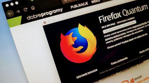 Błąd w Firefoxie. Dodatki są wyłączane lub nie działają