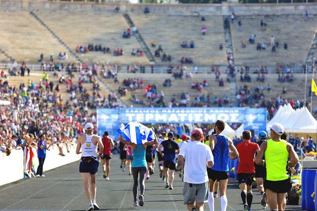 Maraton ateński - to tu sie wszystko zaczęło