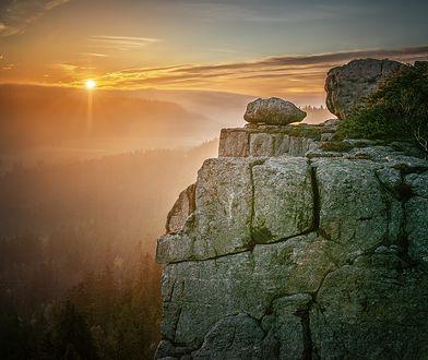 Góry Stołowe - polskie Kolorado. Idealne dla rodzin z dziećmi