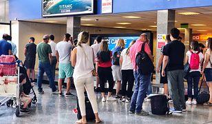Polacy utknęli na lotnisku w Turcji. Od ponad doby czekają na lot do Poznania
