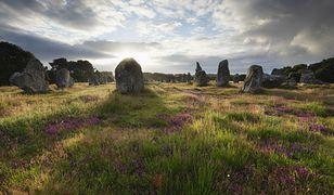 Bardziej tajemnicze niż Stonehenge. Czy alejki w Carnac powstały przy pomocy telekinezy?