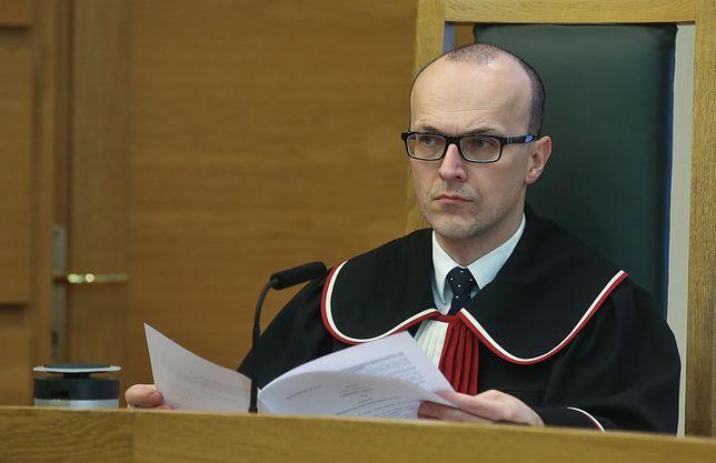 Sędzia Marek Zubik zniknął z Trybunału Konstytucyjnego. Wszyscy nabrali wody w usta