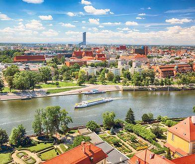 """""""Ze wszystkich miast, które odwiedziliśmy podczas podróży do Europy, Wrocław był największą niespodzianką"""""""