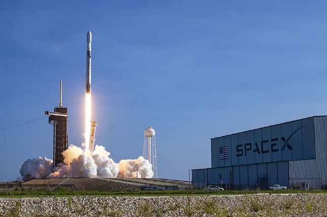 Elon Musk mówi o planach SpaceX