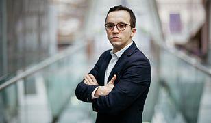 Samuel Pereira z TVP Info: nie pozwę nikogo za nazwanie mnie agentem Putina