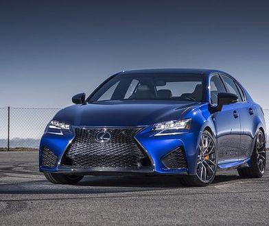 Lexus GS F debiutuje w Detroit
