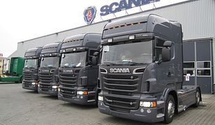 Setny pojazd Ecolution by Scania