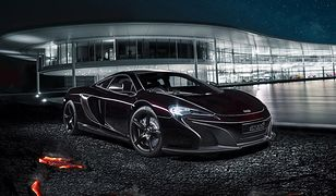 McLaren 650S Coupe Concept od MSO