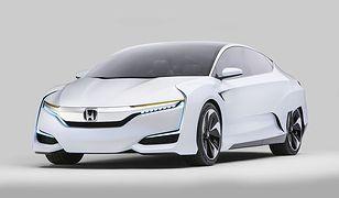 Debiut Hondy FCV Concept nowej generacji