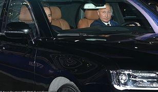 Władimir Putin za kierownicą Aurusa. Luksusowe auta trafiają do otwartej sprzedaży