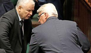 Jarosław Kaczyński może cofnąć decyzję Witolda Waszczykowskiego ws. finansowania Biełsatu