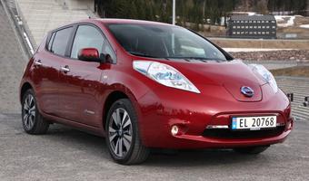 Nissan Leaf sposobem na oszczędzanie