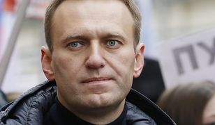 Aleksiej Nawalny trafi do szpitala