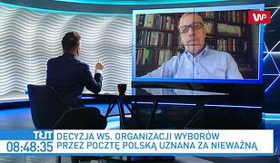 Ziobro kontra Morawiecki. Bogdan Zdrojewski o konflikcie w obozie PiS