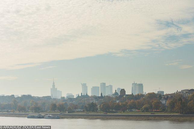 Smog Warszawa – 3 stycznia
